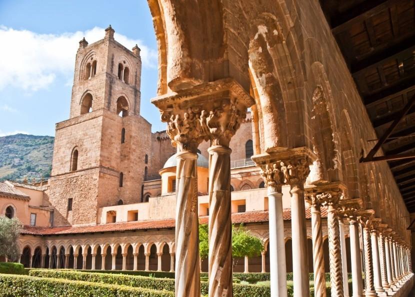 Katedrála v Monreale