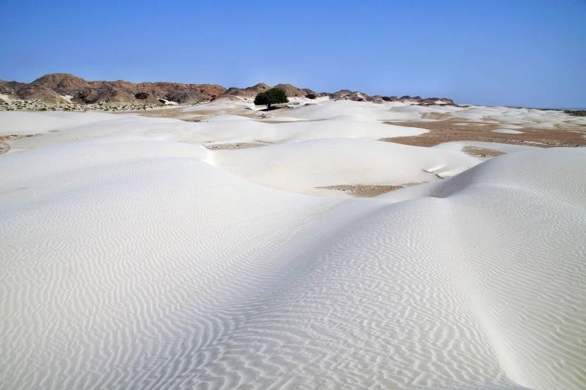 Piesočné duny Khalouf