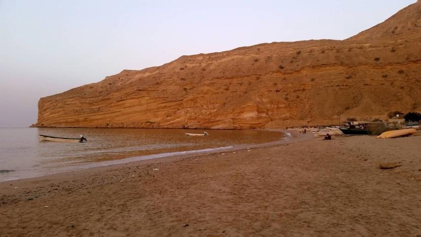 Pláž Qantab