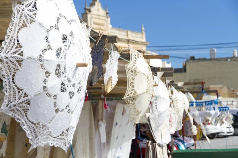Tradičné trhy v Marsaxlokk