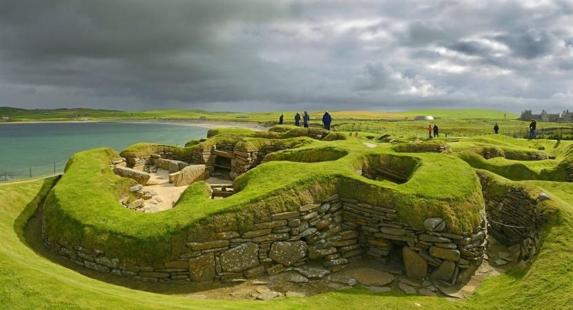 Skara Brae (Škótsko)