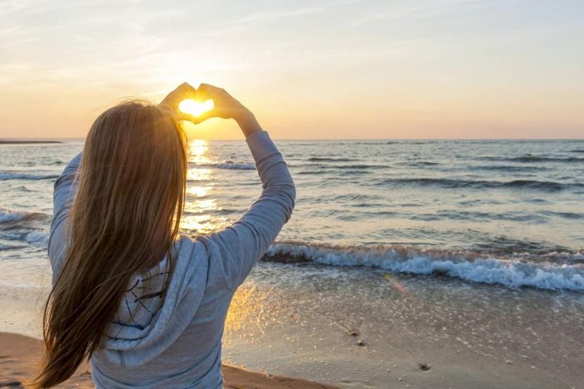 Zamilujte si západy slnka