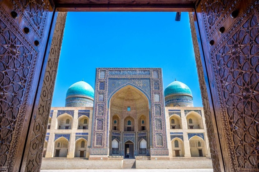 Buchara, Uzbekiztán