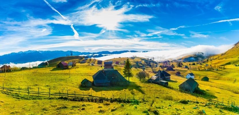 Transylvánsky vidiek