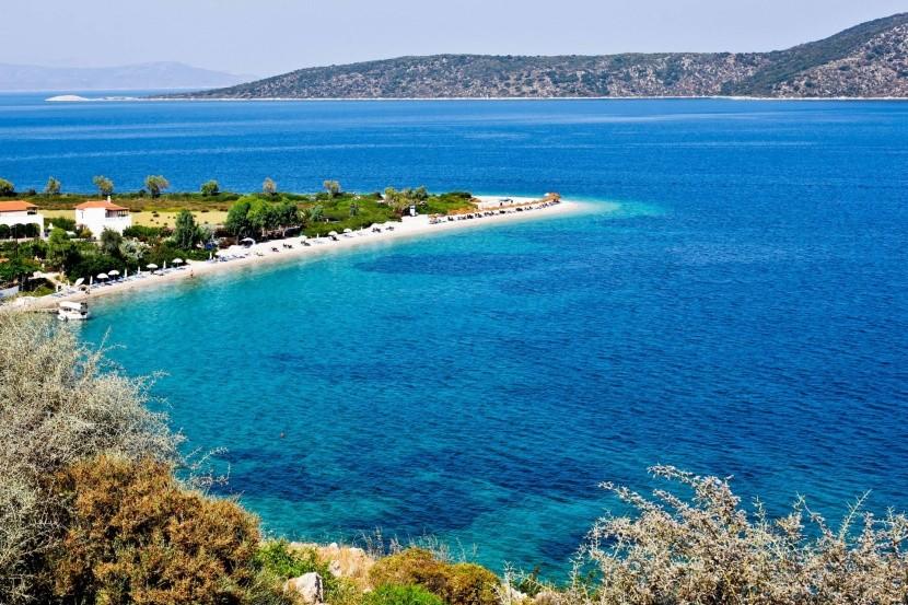 Agios Dimitrios, Grécko