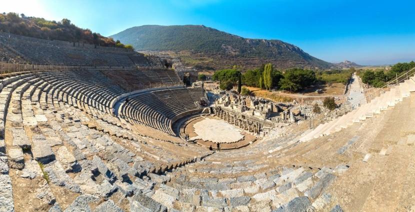 Amfiteáter v Efeze
