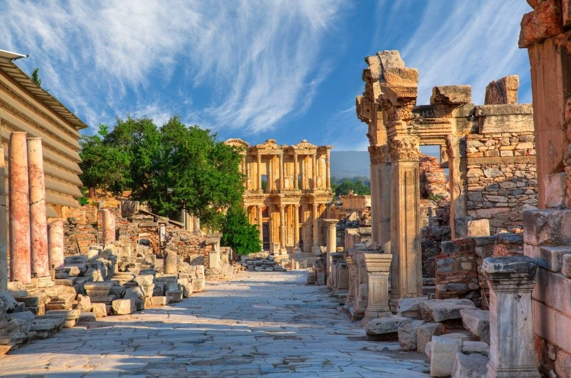 Efez, Turecko