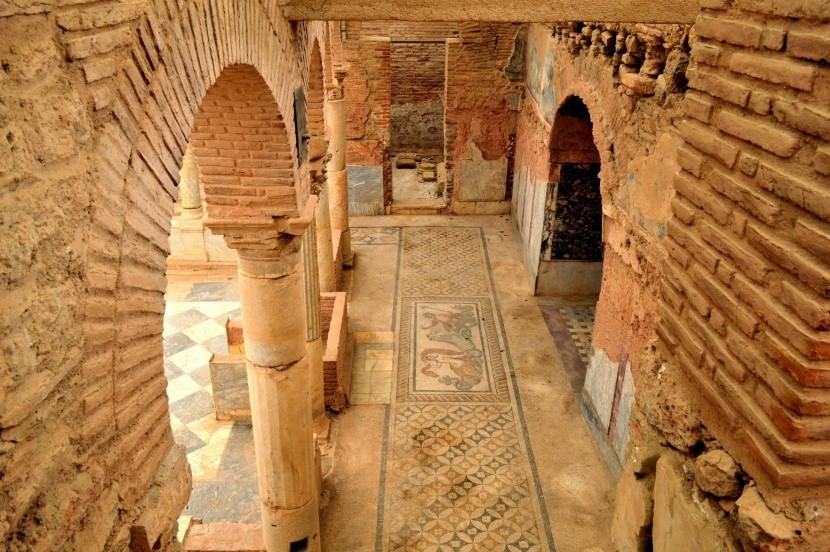 Ruiny v Efezu