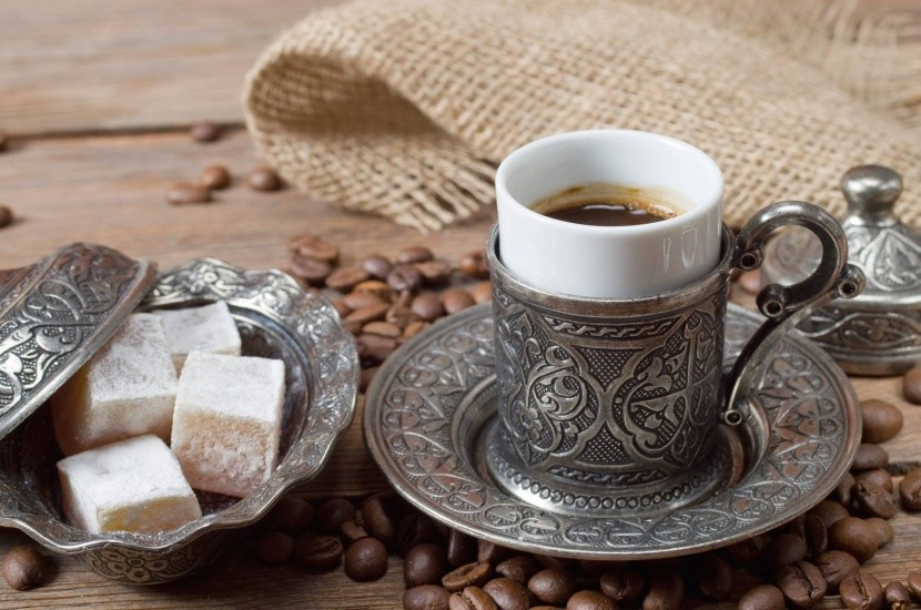 Tradičná turecká káva