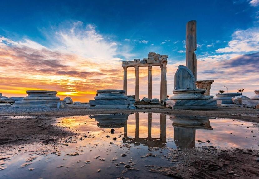 Apollónov chrám v Side