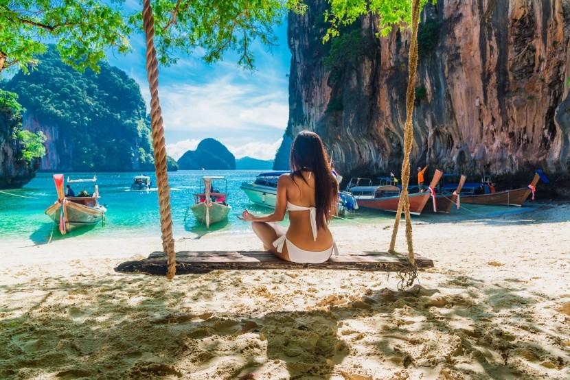 Najkrajšie pláže v Thajsku