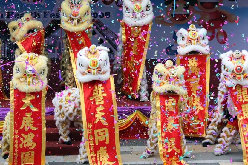 Čínsky novoročný festival