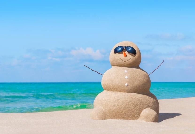 Zimné teploty v Egypte sú príjemné