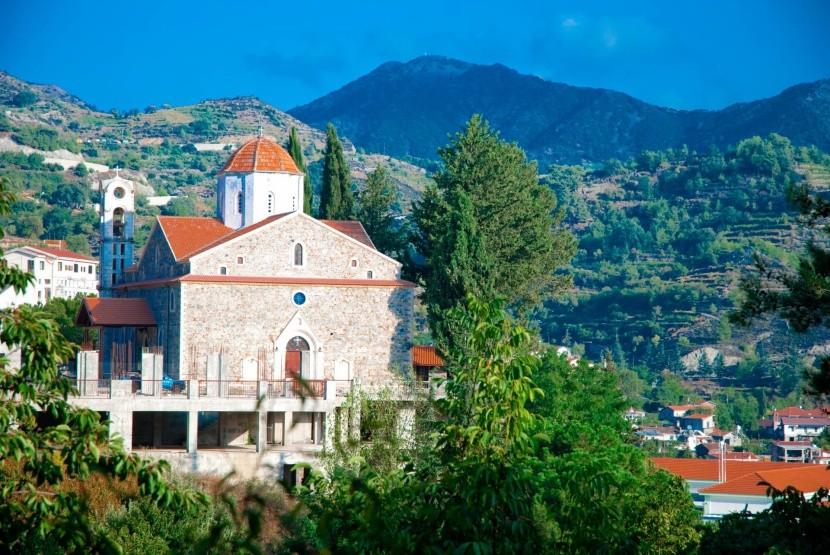Oslava Veľkej noci na Cypre