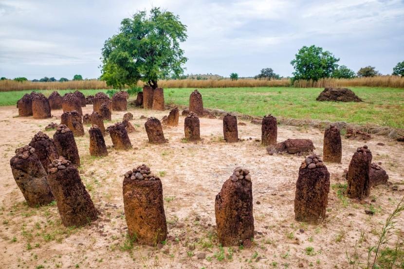 Kamenné kruhy Wassu, Gambia