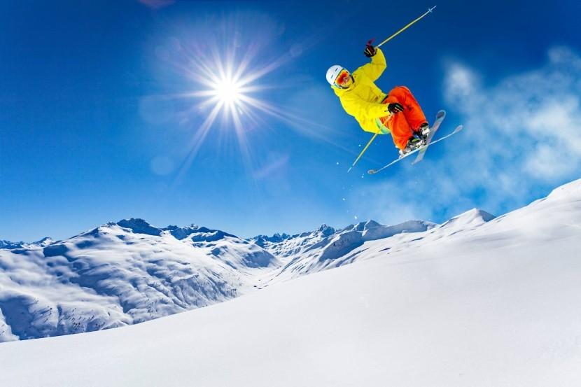 Najlepšie lyžiarske areály v Rakúsku