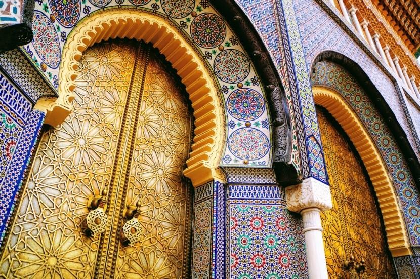 Pestrofarebné Maroko