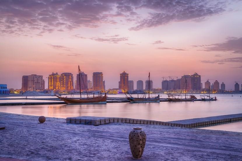 Klenot Perzského zálivu, Katar