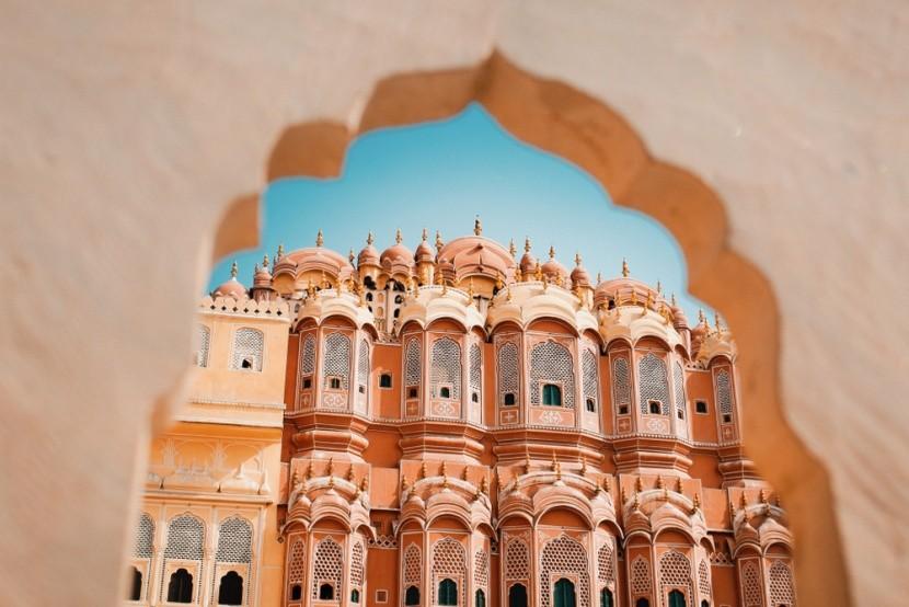 Ružové mesto Džajpur