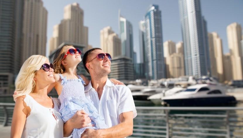 Dovolenka v Dubaji s deťmi