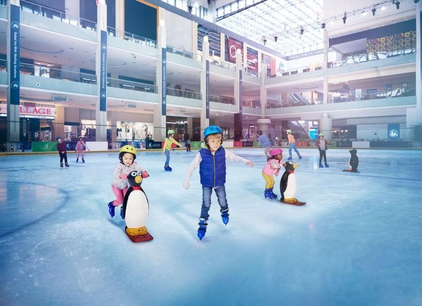Klzisko Dubai Ice Rink