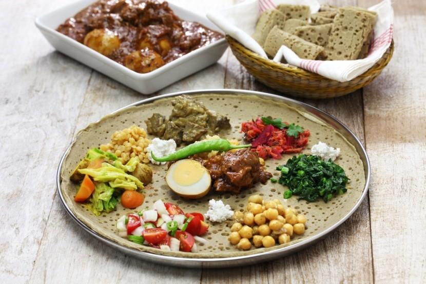 Etiópska kuchyňa