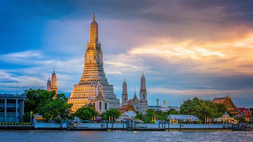 Wat Arun: Chrám úsvitu
