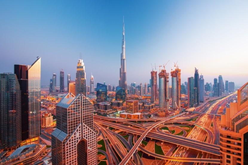 Dubaj, mesto budúcnosti