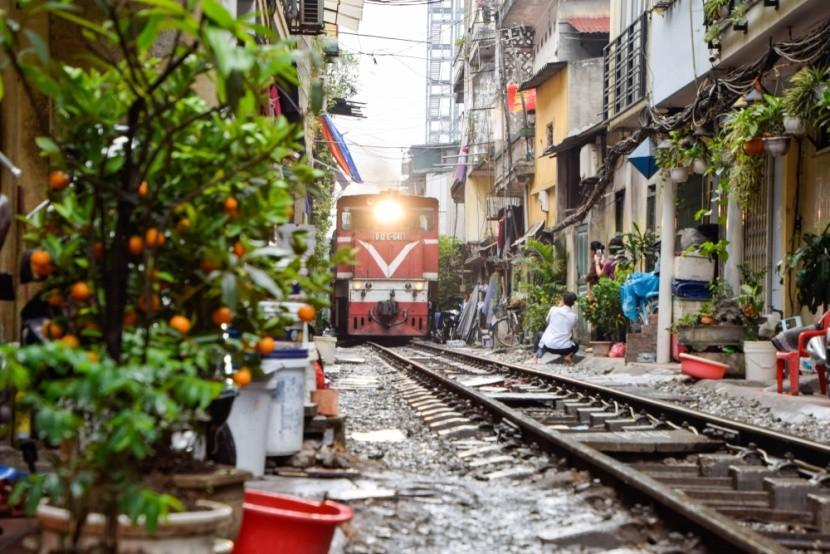 Hanoj, vstupná brána do Vietnamu