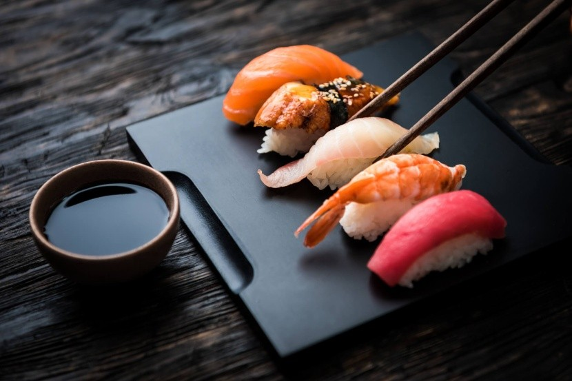 Tokio je považované za raj milovníkov jedla