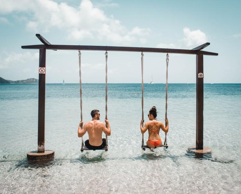 Plavky patria ideálne na pláž