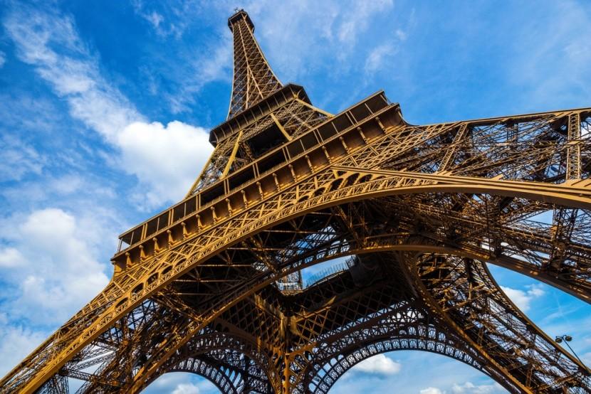 Eiffelovka nikdy nesklame ani neomrzí