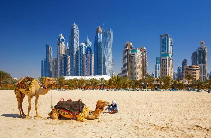 Megalomanský Dubaj vyrástol uprostred púšte