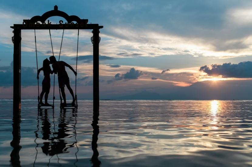 Exotika je pre svadobnú cestu voľba číslo jed