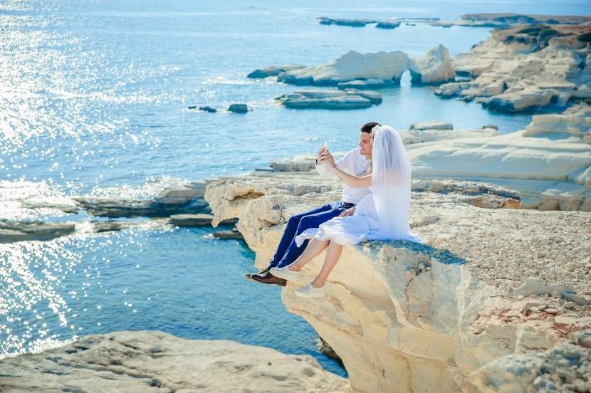 Svadobná cesta býva najčastejšie pri mori