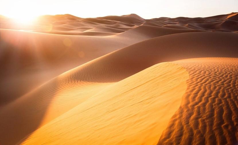 Púšte, o ktorých ste nikdy nepočuli