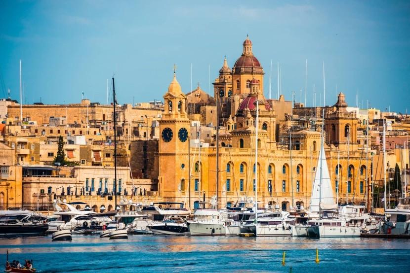 Vittoriosa, Tri mestá, Malta