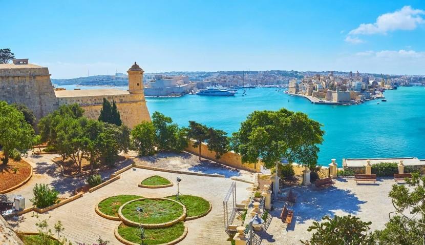 Senglea, Tri mestá, Malta