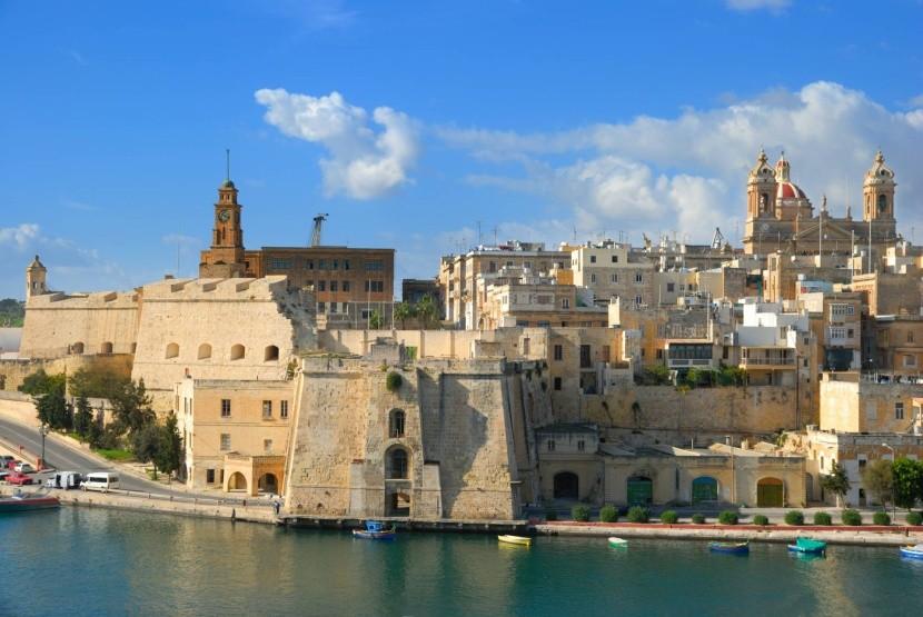 Cospicua, Tri mestá, Malta
