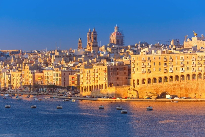Tri mestá, Malta