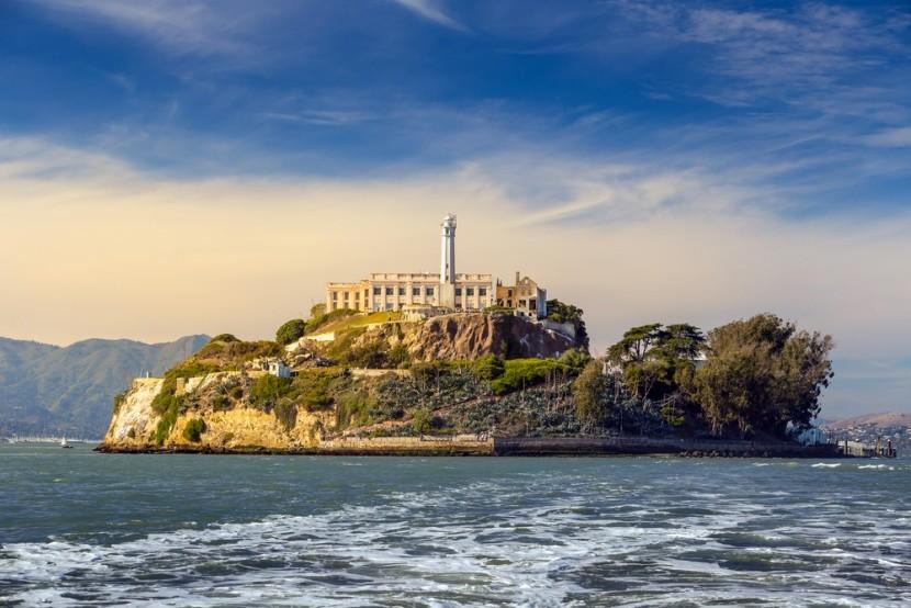 Väznica Alcatraz v Kalifornii