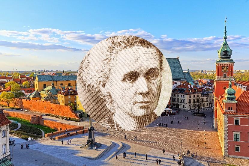 Marie Curie-Skłodowská, Varšava, Poľsko