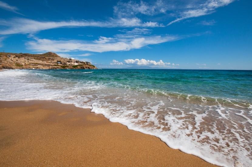 Mykonos vás uchváti božskými plážami