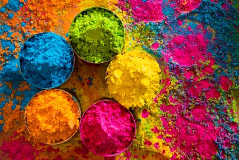 Farebný prášok ozdravuje organizmus