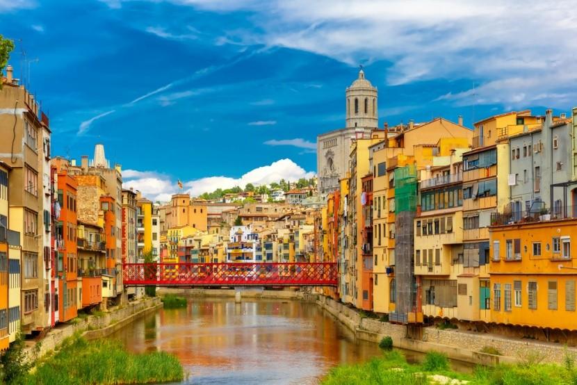 Girona, Katalánsko