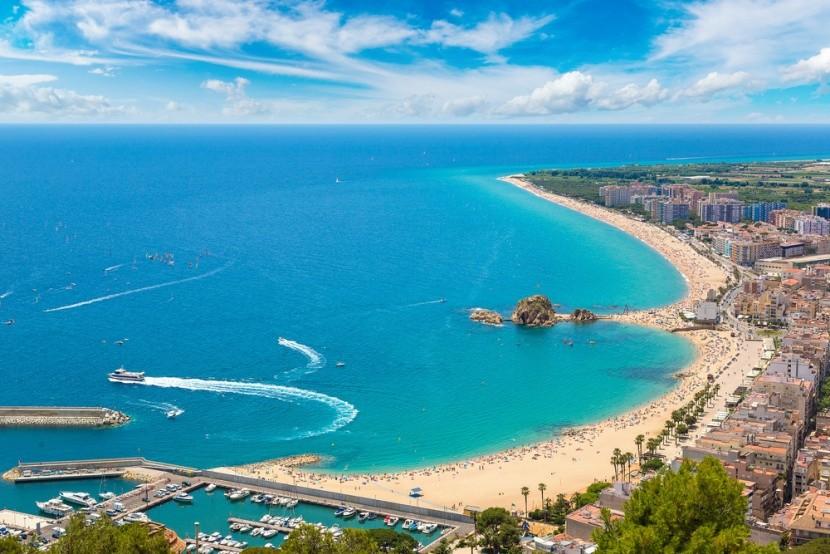 Blanes, Costa Brava, Katalánsko