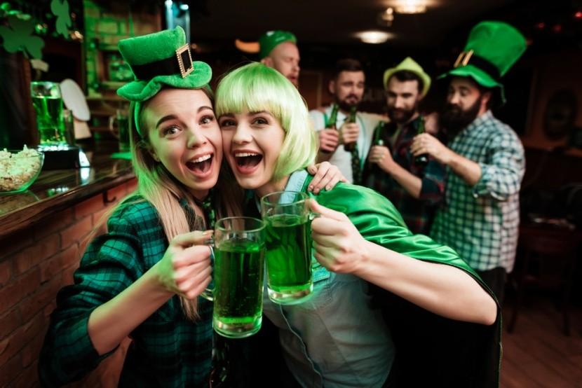 Deň svätého Patrika sa oslavuje pivom