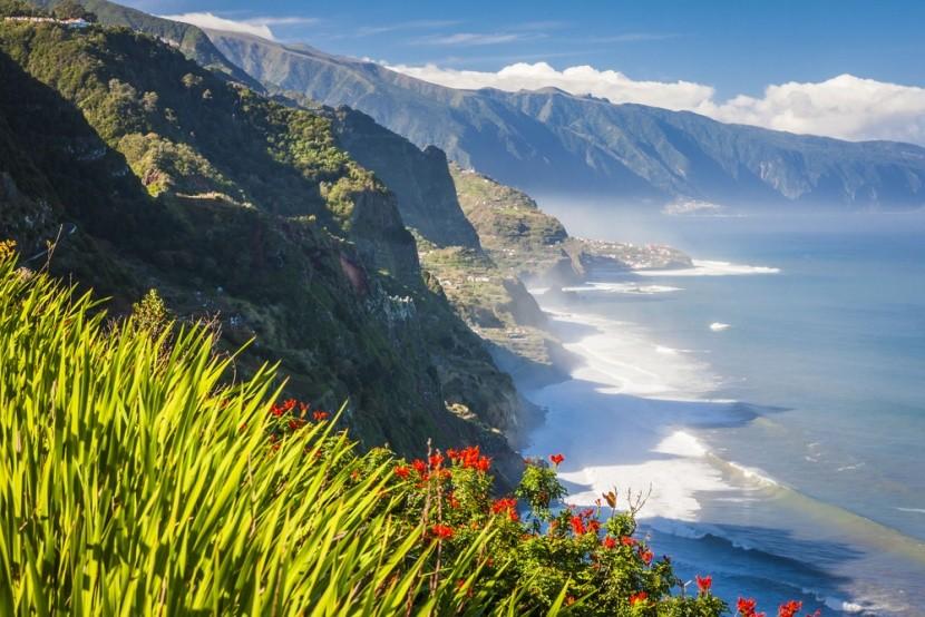 Nespútaná a rozverná Madeira