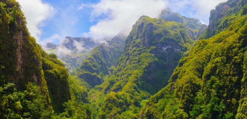 Horské túry na Madeire si zamilujete