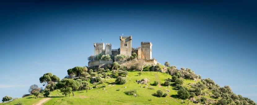 Castillo de Almodóvar, sídlo rodu Lannisterov